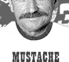 Mustache Rides - Dale Earnhardt Sticker