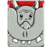 Gingo, le monstre qui sourit iPad Case/Skin