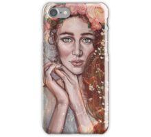 Flower Crown iPhone Case/Skin