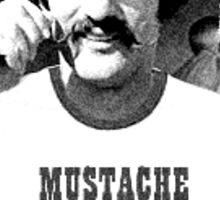 Mustache Rides - Rollie Fingers Sticker