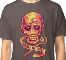 Classic Halloween: The Cursed Mummy Classic T-Shirt