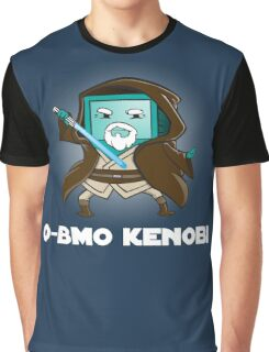 O-BMO Kenobi Graphic T-Shirt