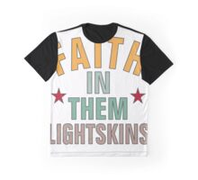 *Broken Taillight* Hot Lines Collection #LightLivesMatter Graphic T-Shirt
