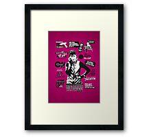Alison Hendrix Framed Print