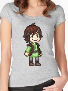 Bodily Function the Dragon Trainer Women's Fitted Scoop T-Shirt