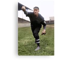 Christy Mathewson, NY Giants, 1912 Canvas Print