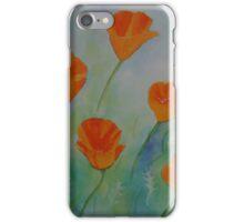 California Poppies iPhone Case/Skin