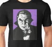Dracula Classic Gothic Horror Unisex T-Shirt