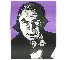 Dracula Classic Gothic Horror Poster