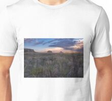Buttes Sunset #4 Unisex T-Shirt