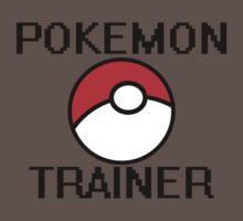 Pokemon Trainer 1 Kids Clothes