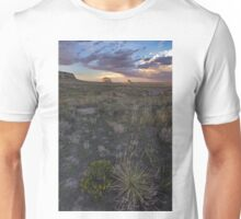 Buttes Sunset #6 Unisex T-Shirt