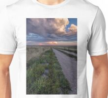 Pawnee Grasslands Sunset #3 Unisex T-Shirt