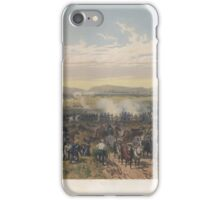 Battle of Palo Alto fought on May  iPhone Case/Skin