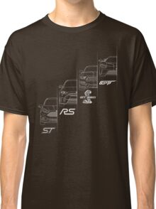 Ford Performance (White) Classic T-Shirt