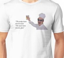 Filthy Frank the prodige learns from the master Unisex T-Shirt