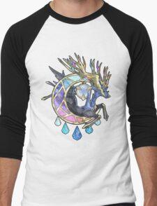 Xerneas - Pokémon X  Men's Baseball ¾ T-Shirt