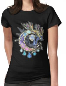 Xerneas - Pokémon X  Womens Fitted T-Shirt