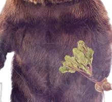 Bears Beets Battlestar Galactica Sticker