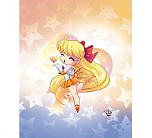 Chibi Super Sailor Venus Photographic Print