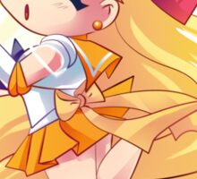 Chibi Super Sailor Venus Sticker