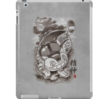 Traditional Nekobasu Variant iPad Case/Skin
