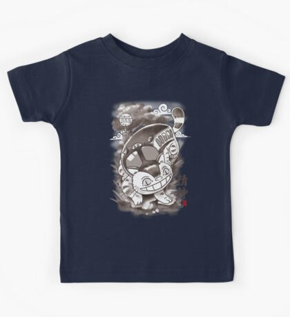 Traditional Nekobasu Variant Kids Clothes