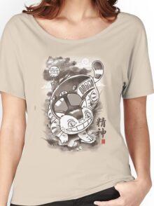 Traditional Nekobasu Variant Women's Relaxed Fit T-Shirt