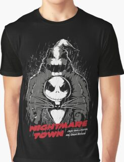 Nightmare Town Graphic T-Shirt