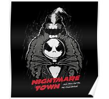 Nightmare Town Poster