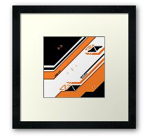 CS:GO - Asiimov Framed Print