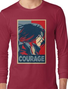 Courage! Trunks Long Sleeve T-Shirt