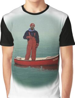 Lil Boat Graphic T-Shirt