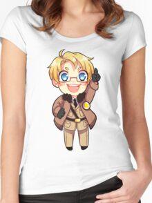 Amerika! - Hetalia Women's Fitted Scoop T-Shirt