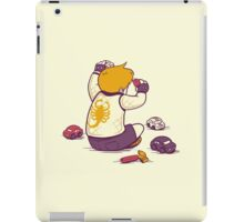 Vroom Vroom iPad Case/Skin