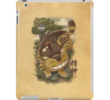 Traditional Nekobasu  iPad Case/Skin