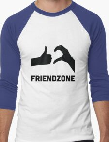Friendzoned Men's Baseball ¾ T-Shirt
