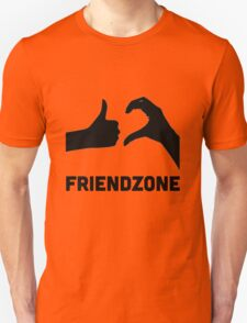 Friendzoned Unisex T-Shirt