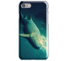 Resting Shark iPhone Case/Skin