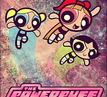 PowerPuff girls by amyCrysatlz