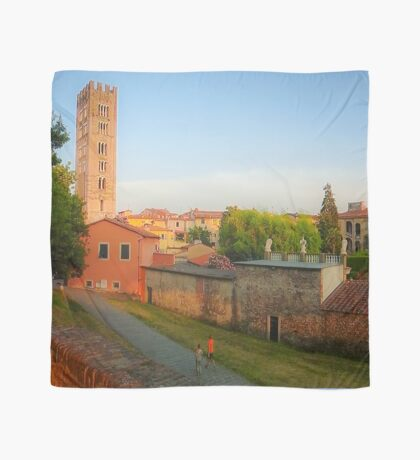 The Painted Pfaner Garden Scarf