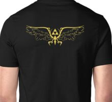 The legend of zelda triforce wings  Unisex T-Shirt