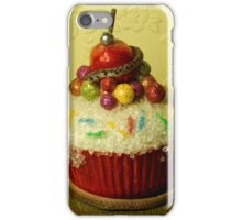 Snakes on a Cupcake iPhone Case/Skin