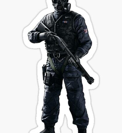Thatcher Rainbow 6 Siege - full Sticker