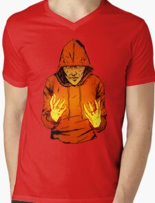 These Idle Hands Mens V-Neck T-Shirt