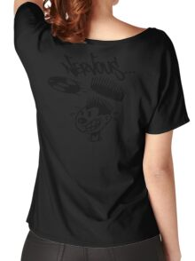 Nervous Records Women's Relaxed Fit T-Shirt