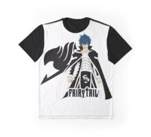 Gerard or Jellal - Fairy Tail Anime Graphic T-Shirt