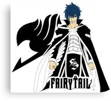 Gerard or Jellal - Fairy Tail Anime Canvas Print