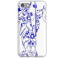 Gundam Blue iPhone Case/Skin