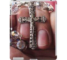 Rosary iPad Case/Skin